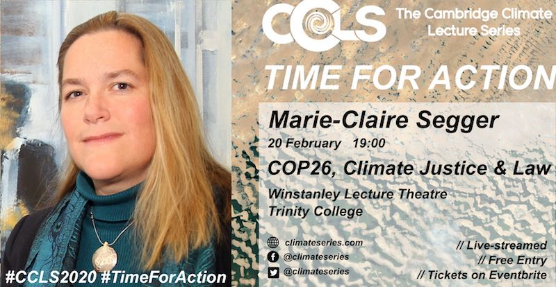 COP26 Climate Justice and Law - marie-Claire