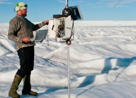 Professor Jason Box interview - Greenland & climate system